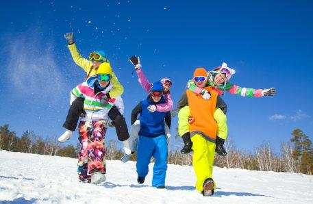 Data ski seizoen