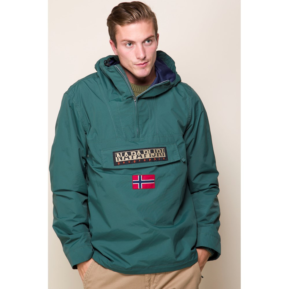Anorak winterjas heren