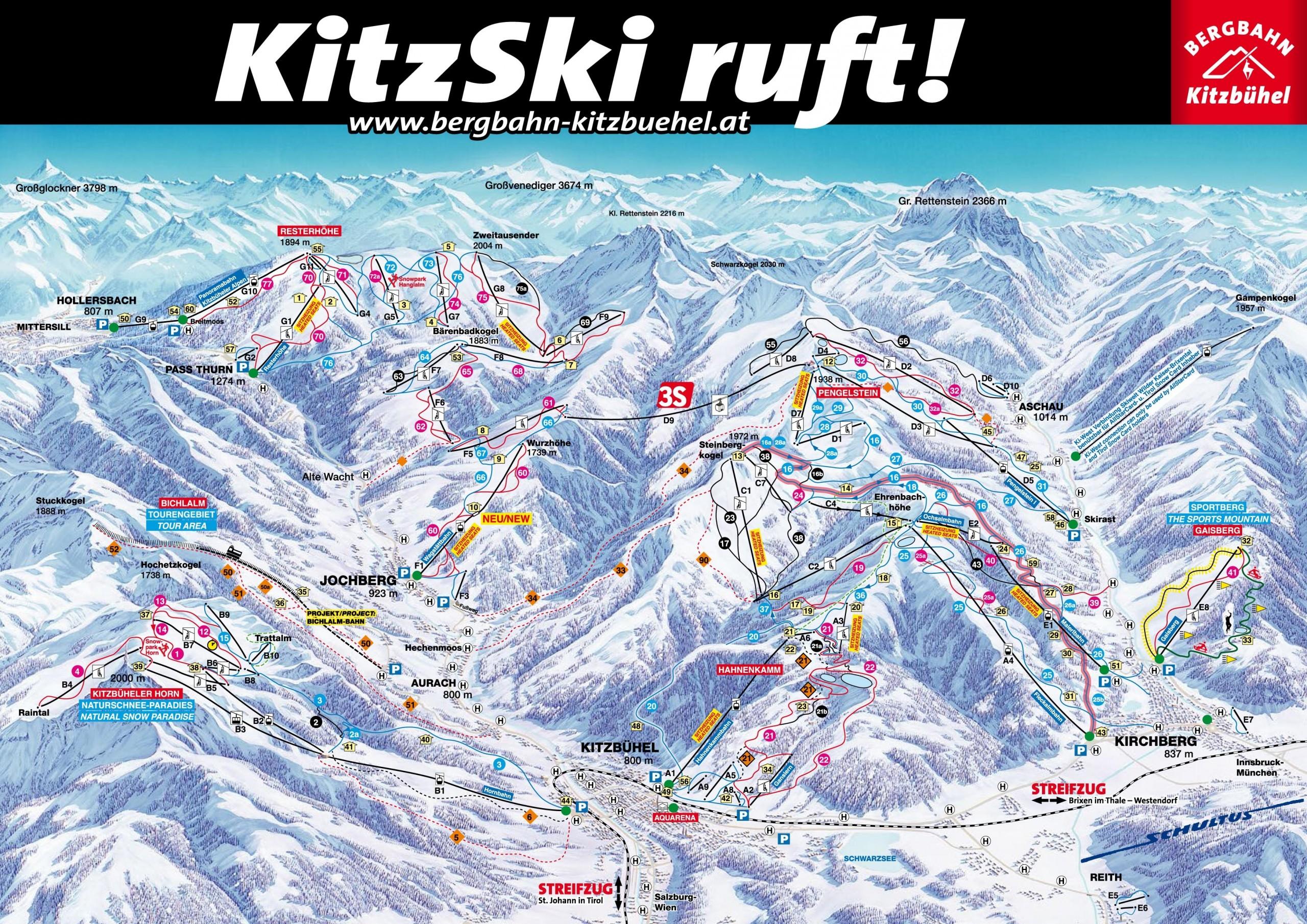 skigebied kitzbuehel