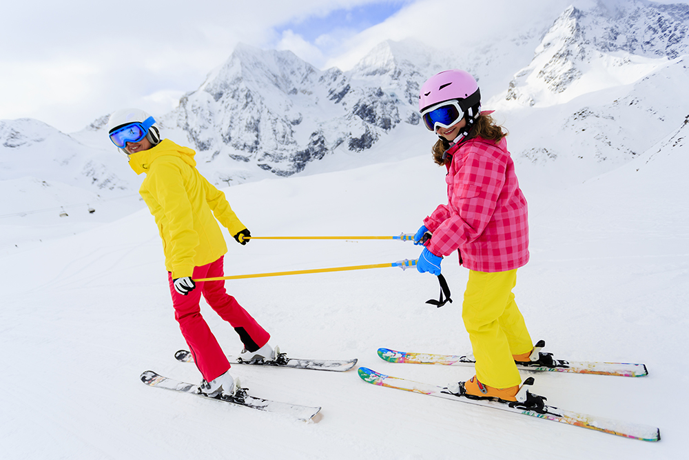 skigebieden voor kinderen 2