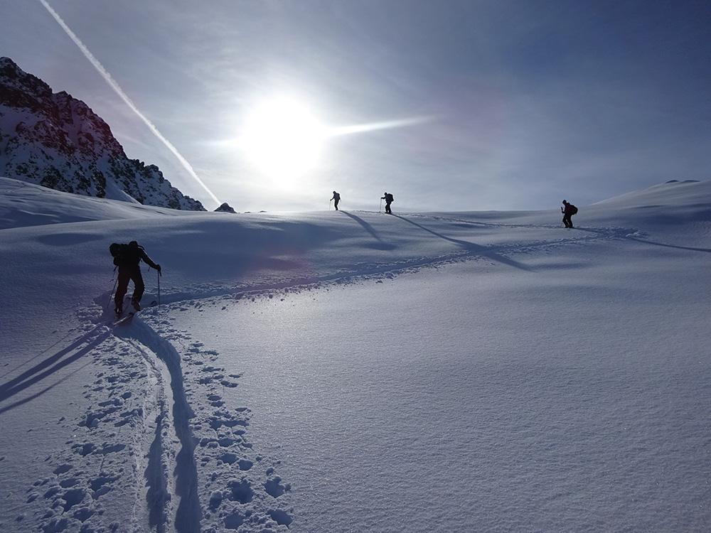 skivakantie in frankrijk mont blanc