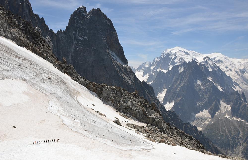 skivakantie in les grandes montets